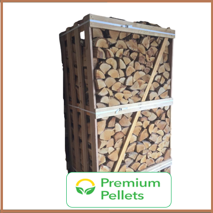 Kiln Dried Firewood – Birch – 2M3